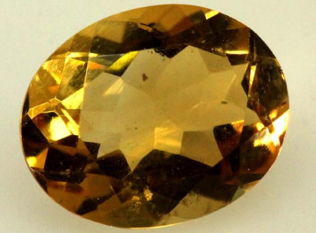 VVS CITRINE FACETED STONE 2.15 CTS  TBG-1772