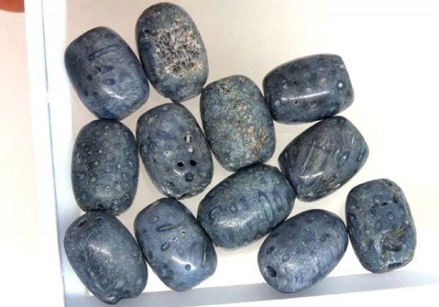BLUE CORAL 55 CTS  TBG-1750