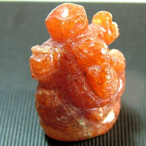 GEMSTONE CARVING 50 CTS FN 4987 (TBG-GR)
