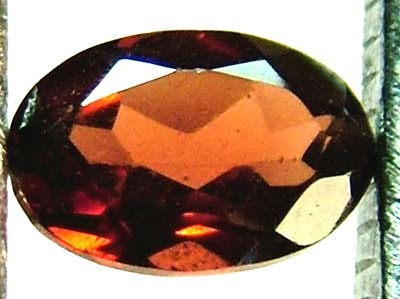 GARNET FACETED NATURAL STONE 0.55 CTS FN 4999 (TBG-GR)