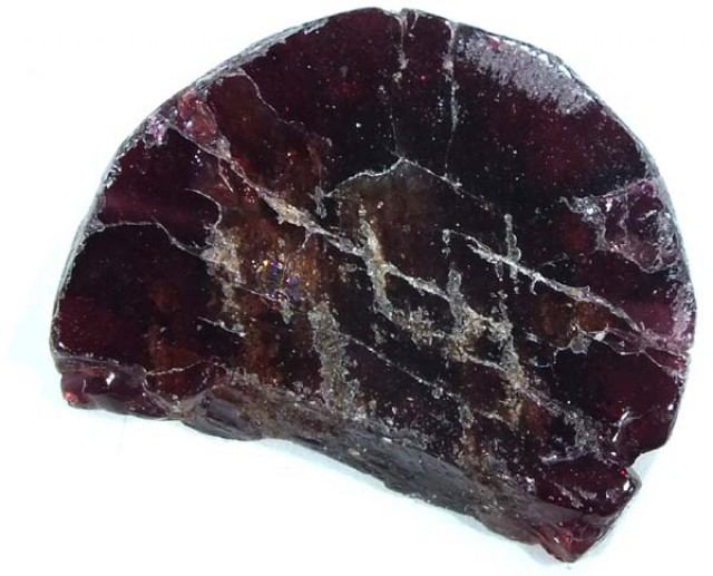 GARNET NATURAL BEAD DRILLED 22.50 CTS  NP-861