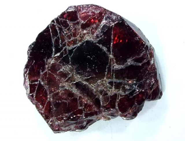 GARNET NATURAL BEAD DRILLED 23.60 CTS NP-761