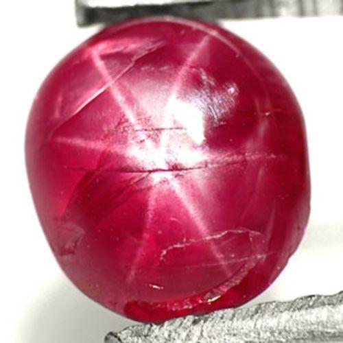 Burma Star Ruby, 1.18 Carats, Maroonish Red Oval