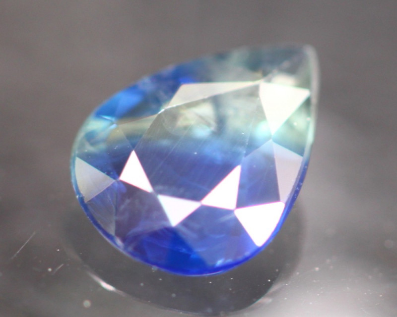 Sapphire 1.03Ct Natural Blue Sapphire B1203