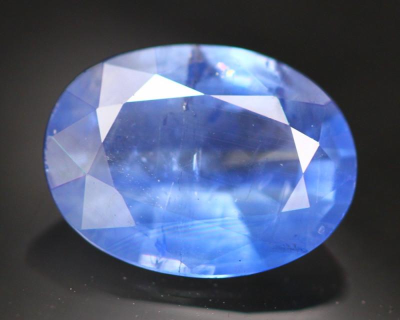 Sapphire 1.23Ct Natural Blue Sapphire B1209