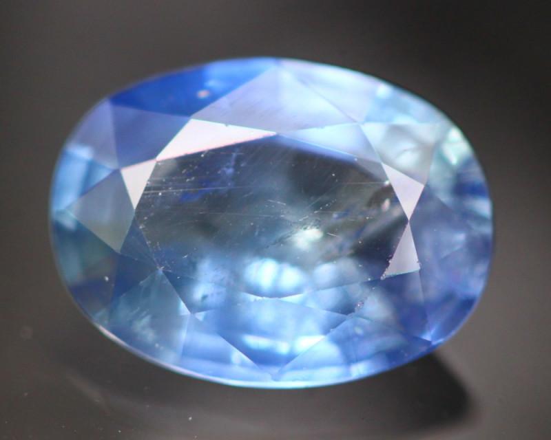 Sapphire 1.36Ct Natural Blue Sapphire B1210