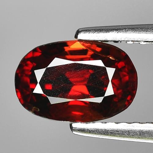 1.56 Cts Unheated Red Spinel (Mogok, Burma) SR96