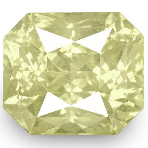 GIA Certified Sri Lanka Yellow Sapphire, 9.73 Carats, Velvety Yellow