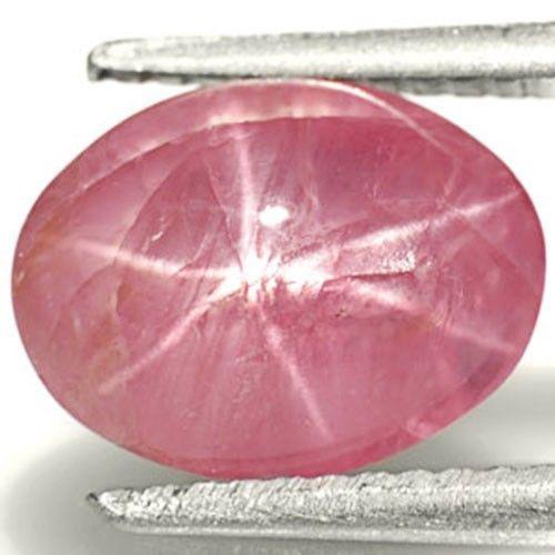 Burma Star Ruby, 3.11 Carats, Intense Pink Oval
