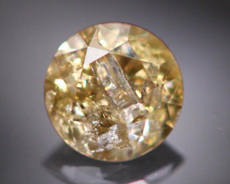 0.33Ct Salt and Pepper Natural Diamond CF1301