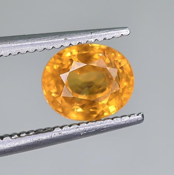 1.80 Crt Natural Spessartite Garnet Faceted Gemstone.( AG 94)