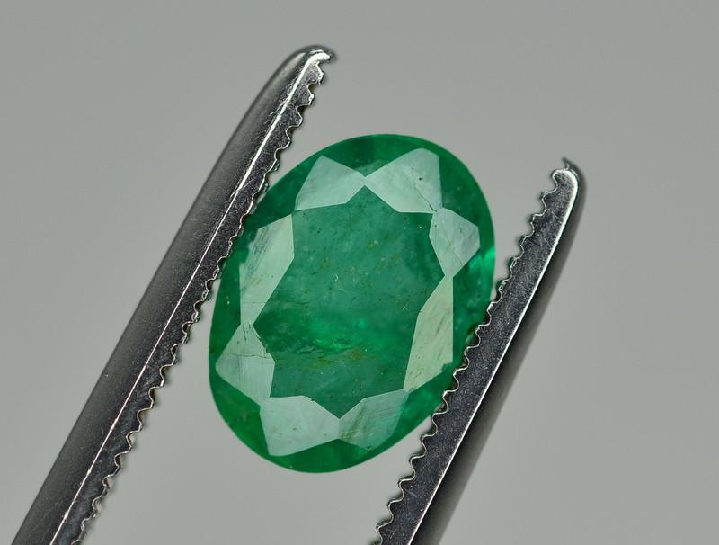 Emerald 0.95 cts Emerald Emerald May Birthstone Emerald Emerald Gemstone MH