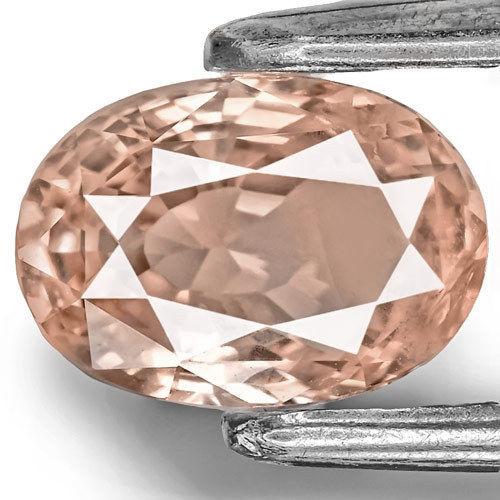 GRS Certified Sri Lanka Padparadscha Sapphire, 1.93 Carats, Pinkish Orange