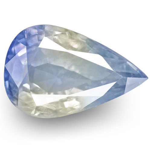 GIA & IGI Certified Kashmir Blue Sapphire, 4.73 Carats, Velvety Pastel Blue