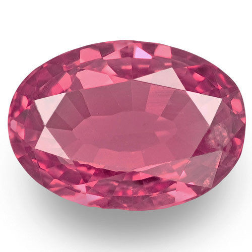 Madagascar Pink Sapphire, 1.27 Carats, Pink Oval