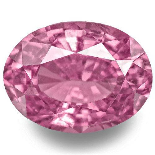 Madagascar Pink Sapphire, 1.64 Carats, Pink Oval