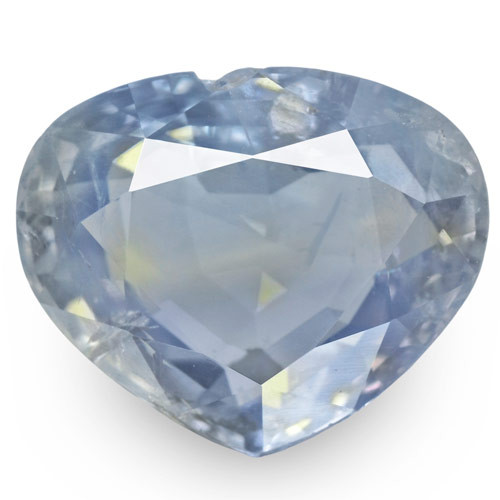 GIA & GRS Certified Kashmir Blue Sapphire, 3.32 Carats, Pastel Blue Pear