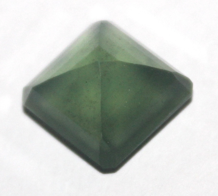 5.30 Crt Natural Serpentine Faceted Gemstone 45