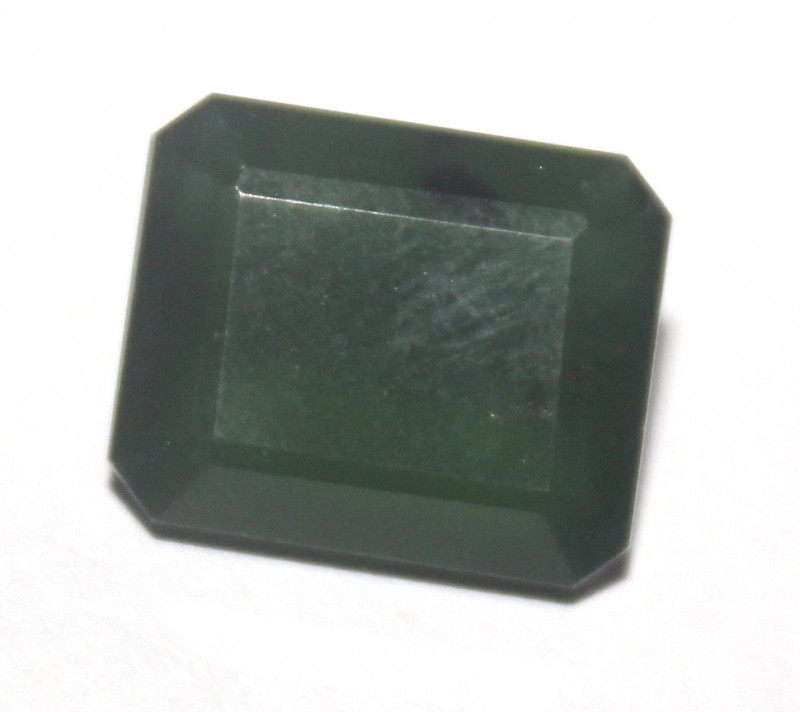 7.25 Crt Natural Serpentine Faceted Gemstone 48