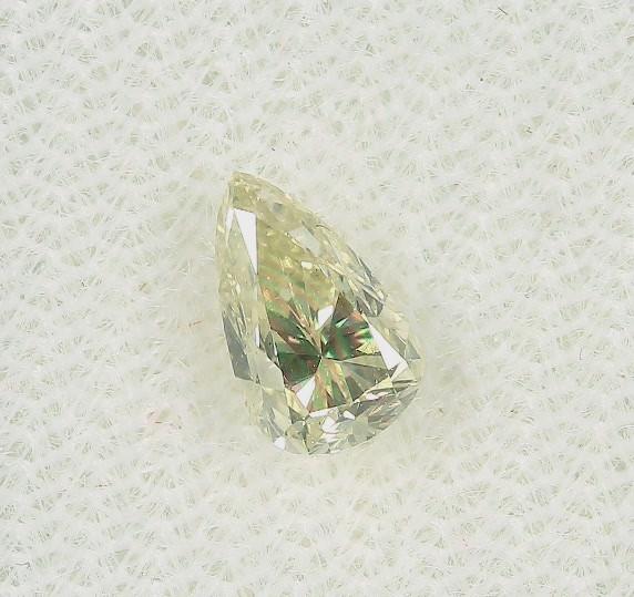 Natural Fancy Deep Yellow Diamond GIA certified