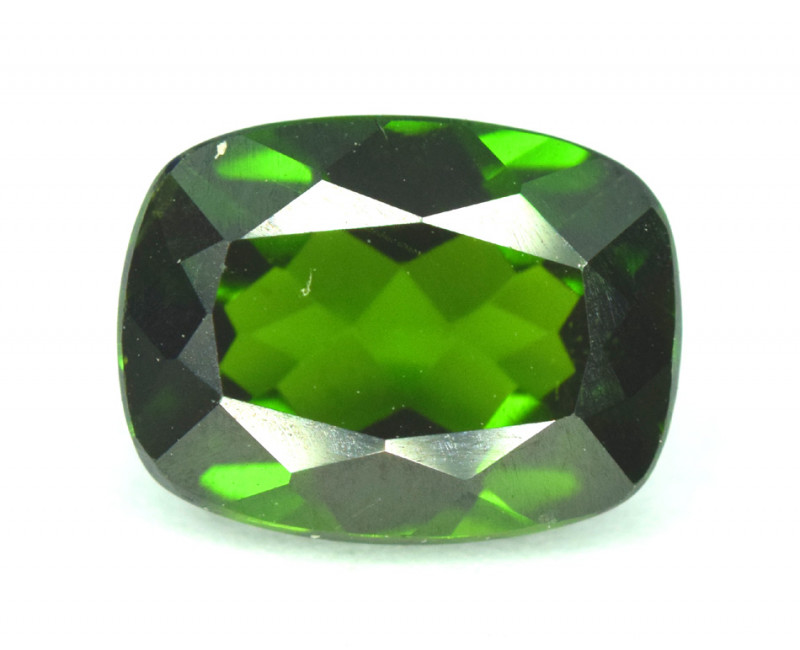 1.55 CTS NATURAL UNHEAT GENUINE LUSTROUS CHROME DIOPSIDE