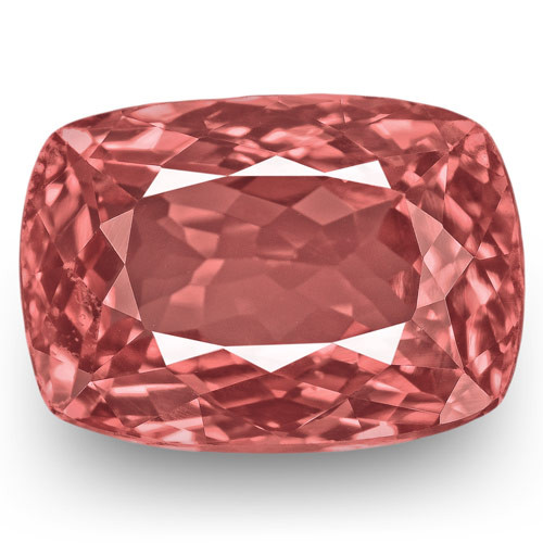 IGI Certified Tajikistan Spinel, 2.53 Carats, Intense Pink Cushion