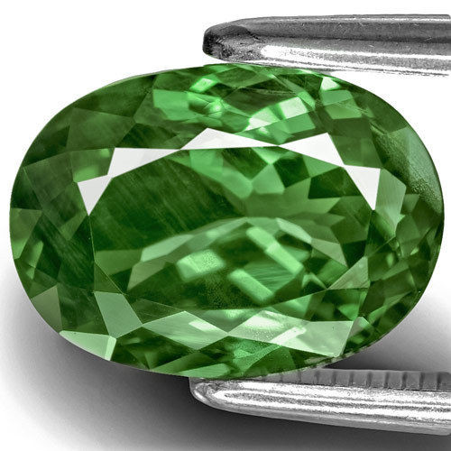 GIA Certified India Alexandrite, 3.28 Carats, Oval