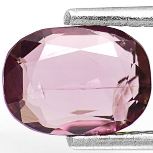 AIGS Certified Burma Spinel, 1.61 Carats, Intense Purple Oval