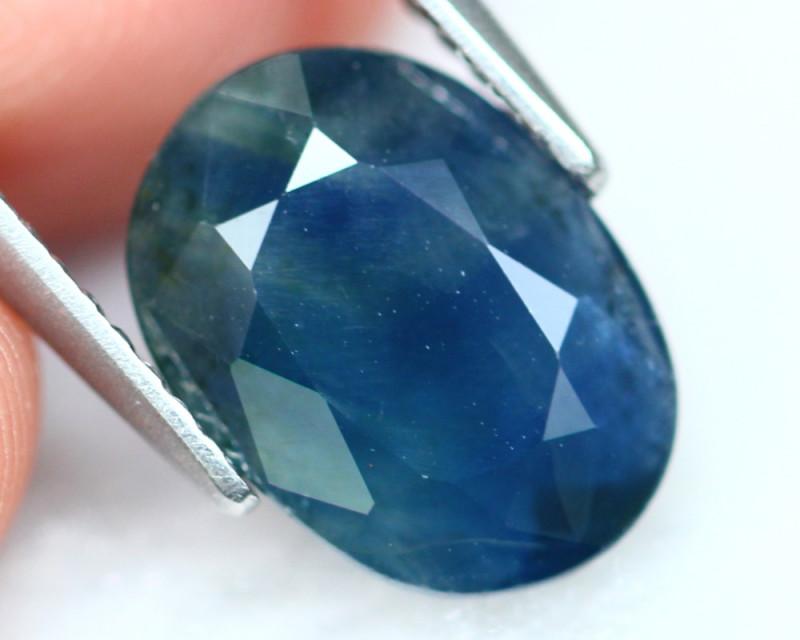 Sapphire 3.33Ct  Natural Blue Sapphire A2010