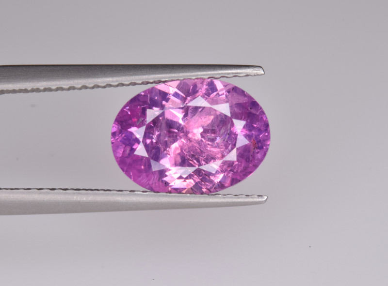 Natural Pink Sapphire 3.74 Cts