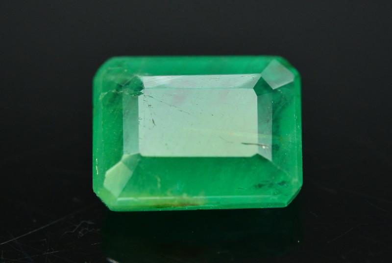 Top Quality 1.85 Ct Natural Zambian Emerald