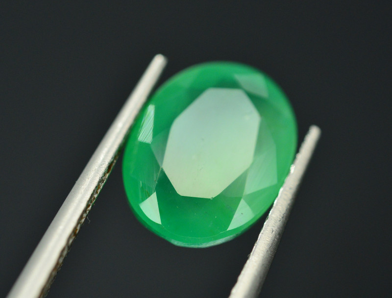 Top Quality 2.80 Ct Natural Zambian Emerald