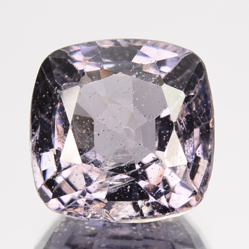 3.64 Cts Natural Purple Blue Spinel Cushion Burma