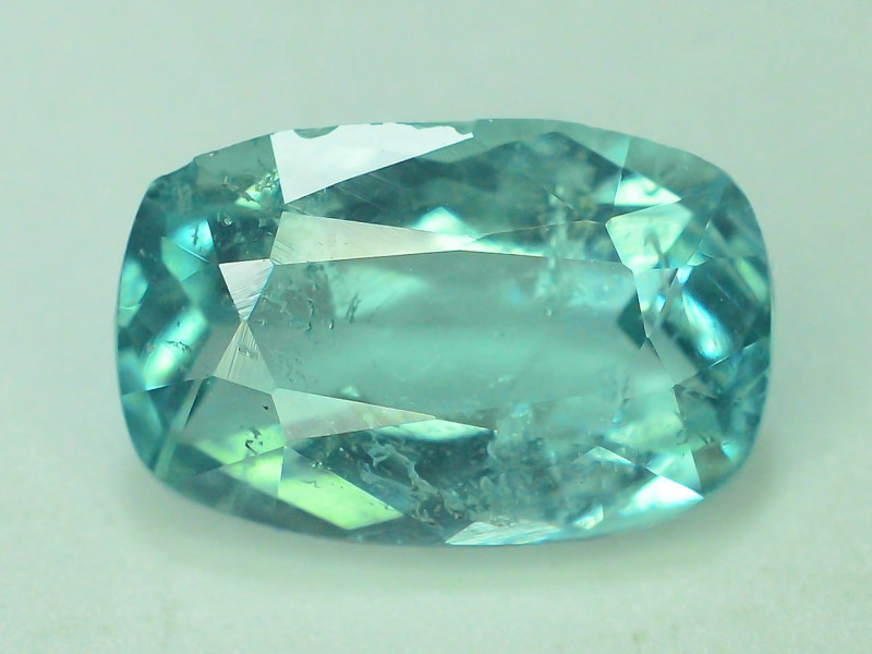 Amazing 1.85 ct Paraiba Color Afghan Tourmaline