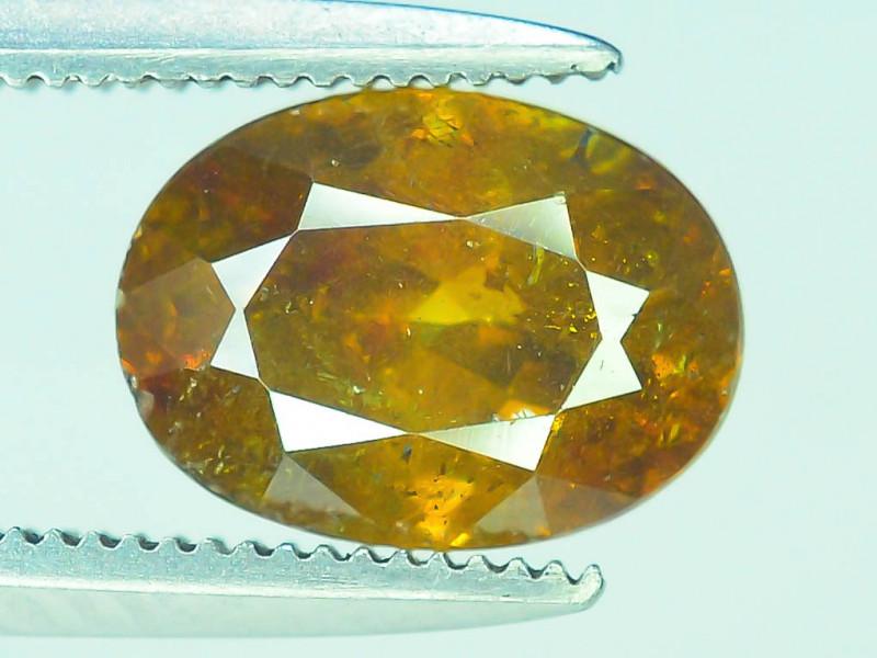 Rare 2.11 ct Sphalerite Great Dispersion Spain