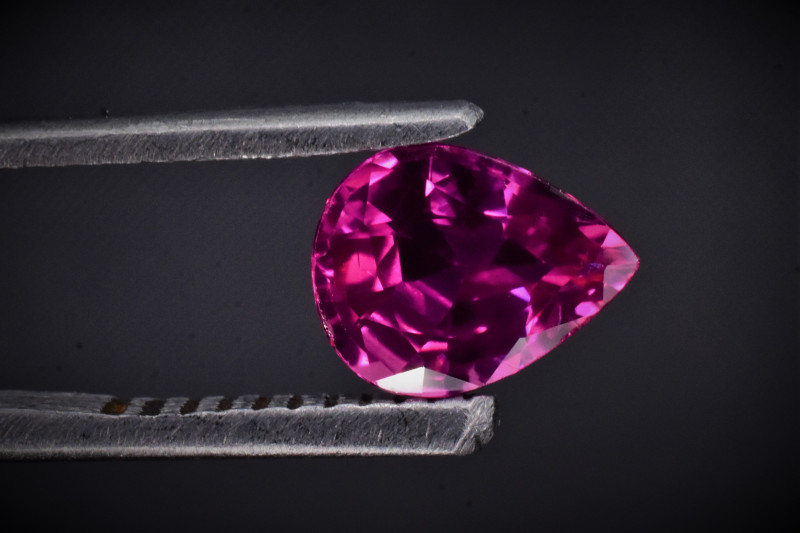 Burma Ruby 1.05 carats. No Heat