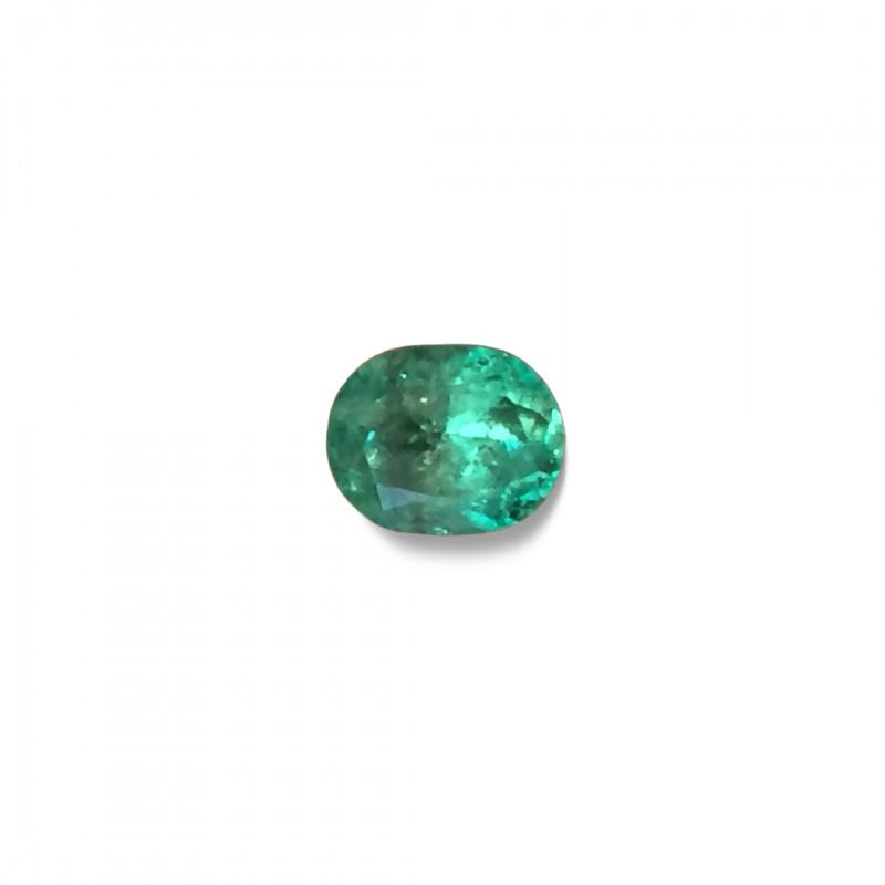 1,47ct Colombian Emerald Ref 51/76
