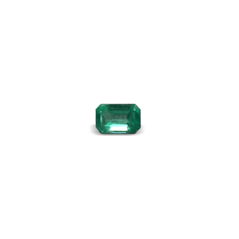 Super Clean 1,45ct Colombian Emerald Ref 60/76