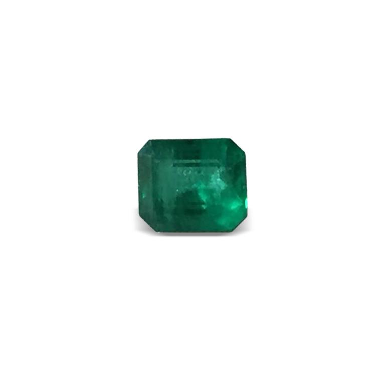 Wonderful Piece!  2,18ct Colombian Emerald Ref 23/23