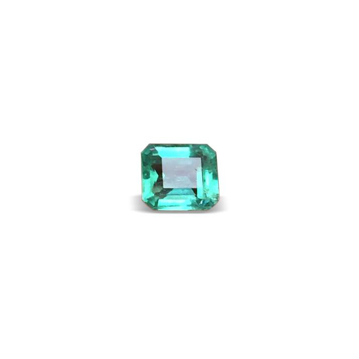 1,48ct Colombian Emerald Ref 59/76
