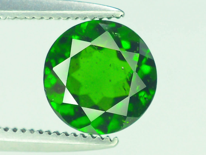 Forest Green Russian 1.55 ct Chrome Diopside