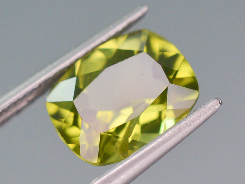 2.10 Ct Untreated Green Peridot ~ AD
