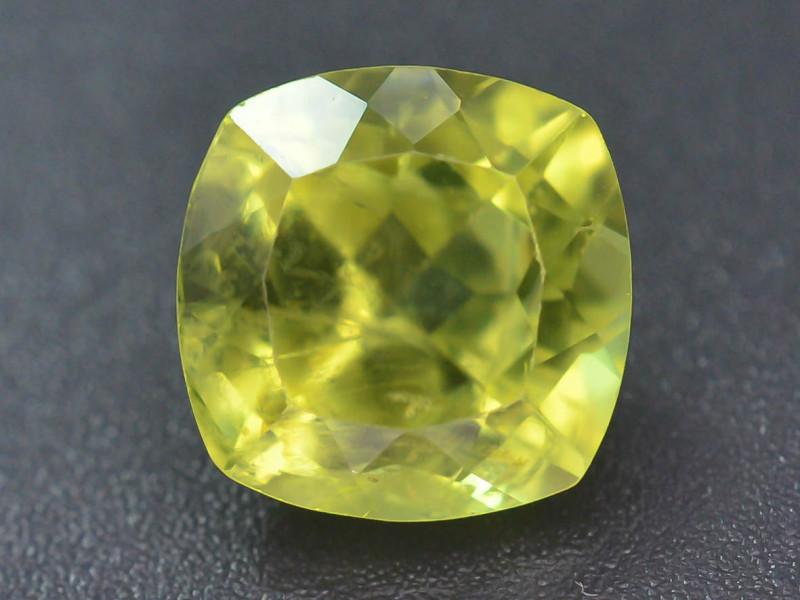2.75 Ct Untreated Green Peridot ~ AD