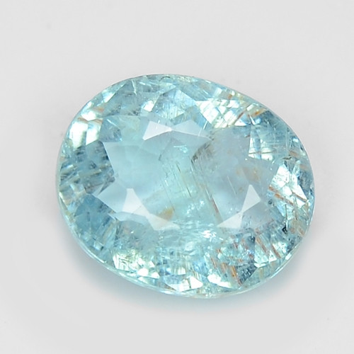 1.52 Cts GIL Certified Blue Colour Natural
