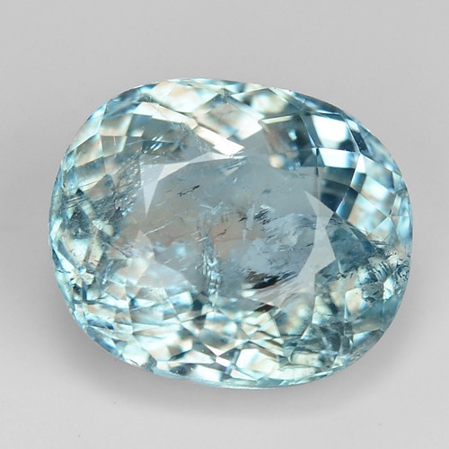 3.28 Cts GIL Certified Blue Colour Natural
