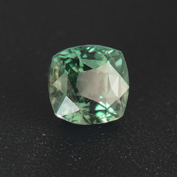 Unheated, Certified Green Sapphire 1.28ct (01630)