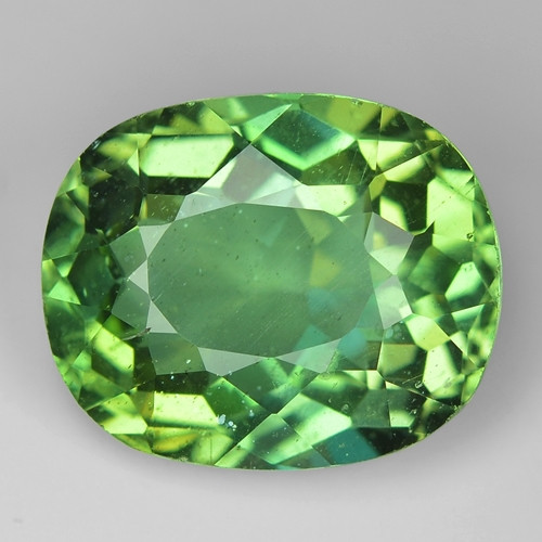 BLACK FRIDAY 6.87 Cts Green Aatite ~ Awesome Color and Luster ~ AP11