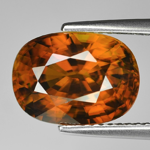 Mind Blowing Fire 4.90 Cts Chrome Sphene ~ SP21