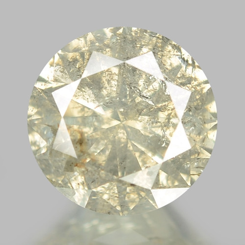 0.80 cts UNTREATED FANCY BROWNISH YELLOW NATURAL LOOSE DIAMOND