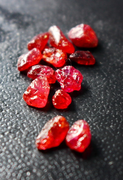 12.60 Ct Unheated ~ Natural Ruby Rough